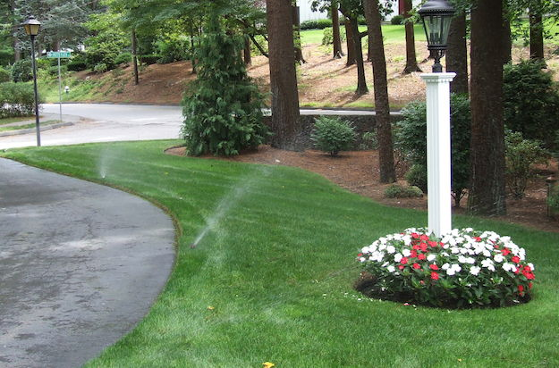 Irrigation and Landscape Lighting