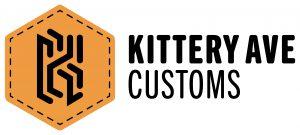 Kittery Ave Customs Logo